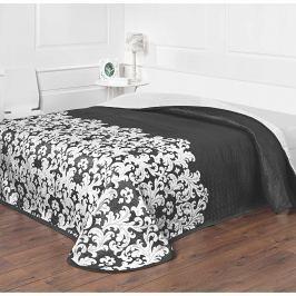 Forbyt Versaille ágytakaró fekete-fehér 39e1dc9501
