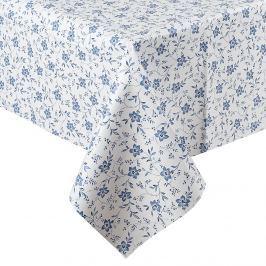 VOG Kék virág abrosz, 140 x 160 cm