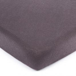 4Home  jersey lepedő sötétszürke, 180 x 200 cm