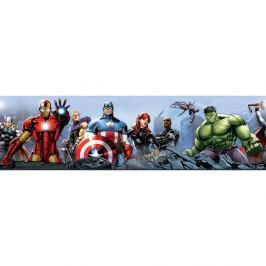 AG Art Avengers öntapadós bordűr tapéta, 500 x 14 cm