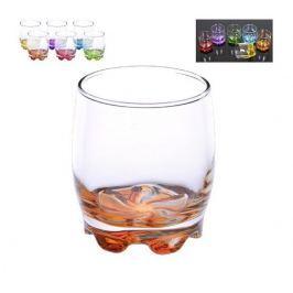 Színes pohár 280 ml 6 db