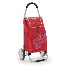 Gimi Galaxy kerekes bevásárlótáska piros