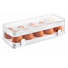 Tescoma Purity Egészséges tároló hűtőbe, 10 tojás