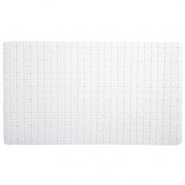 Koopman Csúszásgátló fürdüszobai alátét, fehér, 69 x 39 cm
