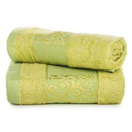 Jahu Ankara bambusz ajándék szett zöld