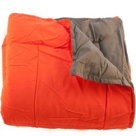 BO-MA Ella camping pléd narancssárga, 150 x 200 cm