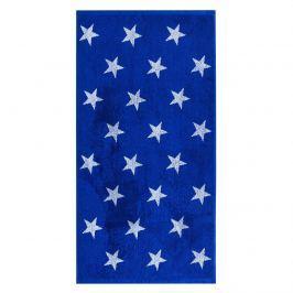 Stars törölköző, kék, 50 x 100 cm, 50 x 100 cm