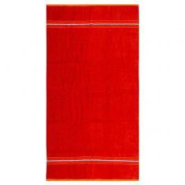 TipTrade Fresh Feeling strandtörölköző piros, 90 x 170 cm