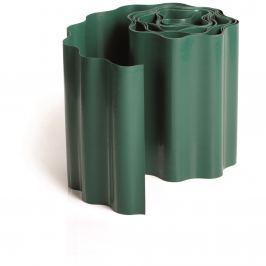 Gyep palánk 20cm x 9m – zöld ,