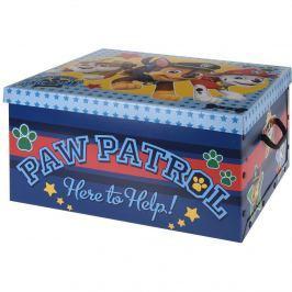 Paw Patrol tároló doboz 49,5 x 39 x 24 cm