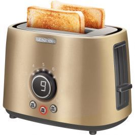 Sencor STS 6057CH kenyérpirító, króm