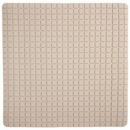 Koopman Csúszásgátló fürdüszobai alátét, bezs színű, 55 x 55 cm, 55 x 55 cm