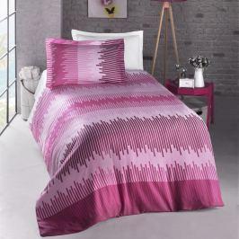 Energy pink pamut ágynemű, 140 x 200 cm, 70 x 90 cm