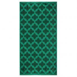 Castle törölköző, zöld, 70 x 140 cm, 70 x 140 cm