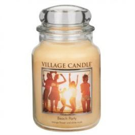 Village Candle illatgyertya Tengerparti buli - Beach Party, 645 g, 645 g