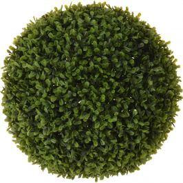 Mű buxus, zöld, átmérő: 30 cm, 30 cm átmérőjű