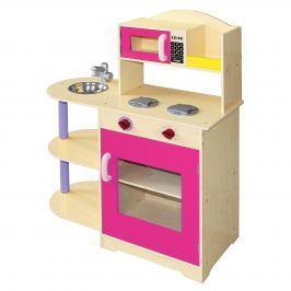 Bino Gyermek konyha mikrohullámú sütővel