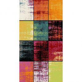Habitat Bonita square darabszőnyeg 254/31 többszínű, 80 x 150 cm