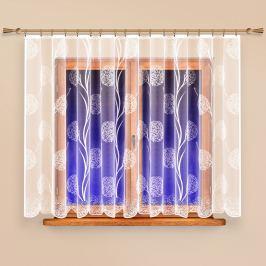 4Home függöny Sandra, 250 x 150 cm, 250 x 150 cm
