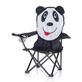 Happy Green Panda gyerek összecsukható szék
