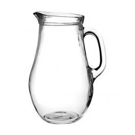 BISTRO üveg kancsó, 1 l