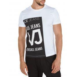 Versace Jeans Póló Fekete Fehér