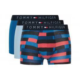 Tommy Hilfiger 3 db-os Boxeralsó szett Kék Többszínű