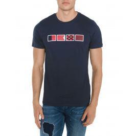 Hugo Boss Tessler 90 Póló Kék