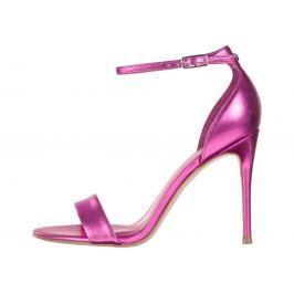 Guess Karli5 Magassarkú cipő Rózsaszín Lila