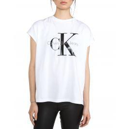 Calvin Klein Taka-5 Póló Fehér