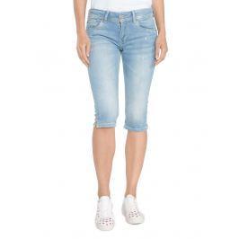 Pepe Jeans Saturn Háromnegyedes nadrág Kék
