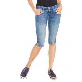 Pepe Jeans Venus Háromnegyedes nadrág Kék