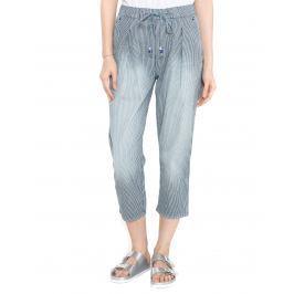 Pepe Jeans Donna Nadrág Kék