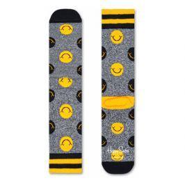Happy Socks Smile Zokni Sárga Szürke