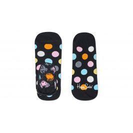 Happy Socks Big Dot Zokni Fekete