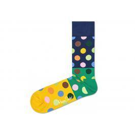 Happy Socks Big Dot Block Zokni Többszínű