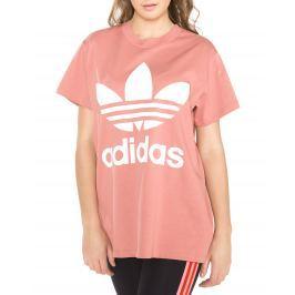 adidas Originals Big Trefoil Póló Rózsaszín
