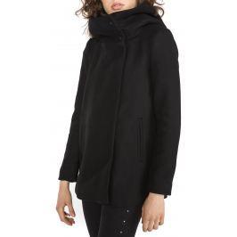 Vero Moda Collar Kabát Fekete