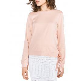 Vero Moda Ari Póló Rózsaszín Bézs