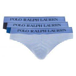 Polo Ralph Lauren 3 db-os Alsónadrág szett Kék