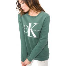 Calvin Klein Melegítő felső Zöld
