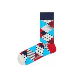 Happy Socks Multi 2013 Zokni Fehér Többszínű