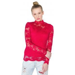 Vero Moda Joy Blúz Piros