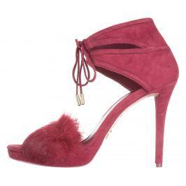 Michael Kors Remi Magassarkú cipő Piros