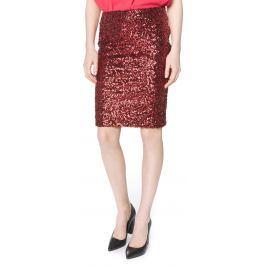 Vero Moda Glamour Szoknya Piros