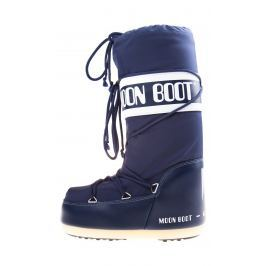 Moon Boot MB Nylon Hótaposó Kék