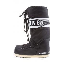 Moon Boot MB Nylon Hótaposó Fekete