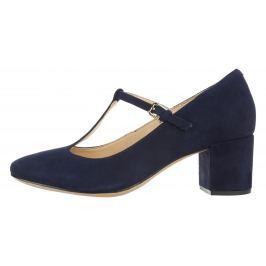 Clarks Orabella Fern Magassarkú cipő Kék