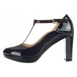 Clarks Kendra Daisy Magassarkú cipő Kék