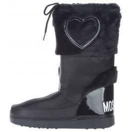 Love Moschino Hótaposó Fekete